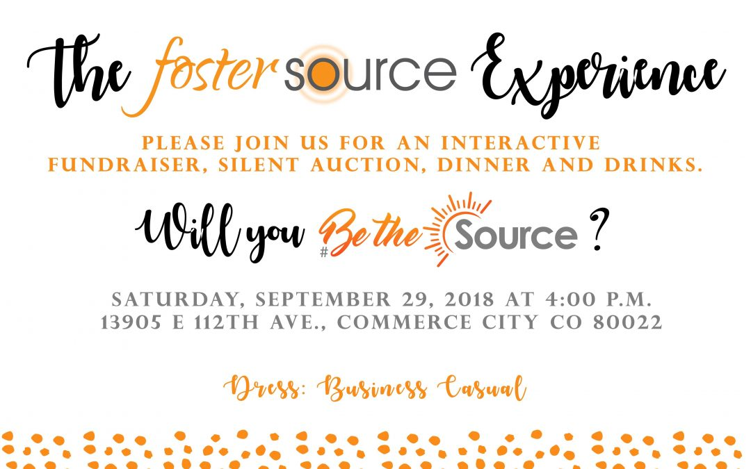 The Foster Source Experience