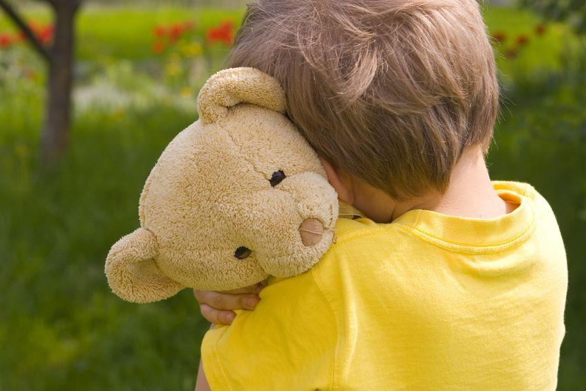 Walking Foster Children Through Grief and Loss
